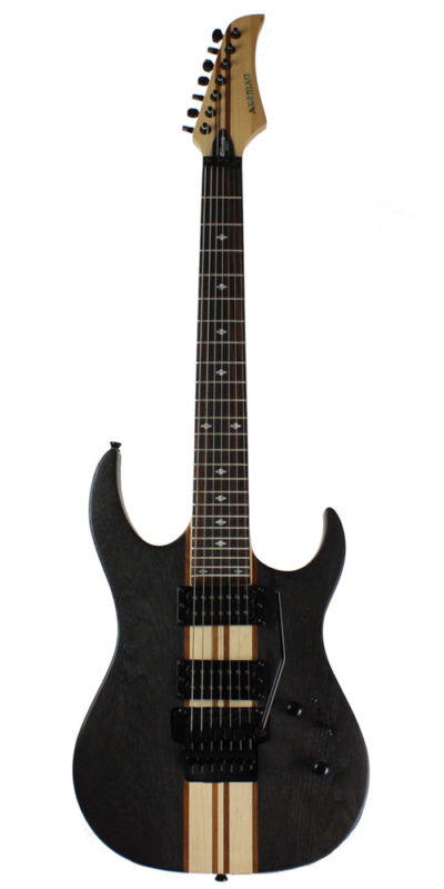 Cassidy Guitars Axeman Series electric guitar AX501 7 string