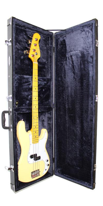 Cassidy electric bass Guitar Hard Case