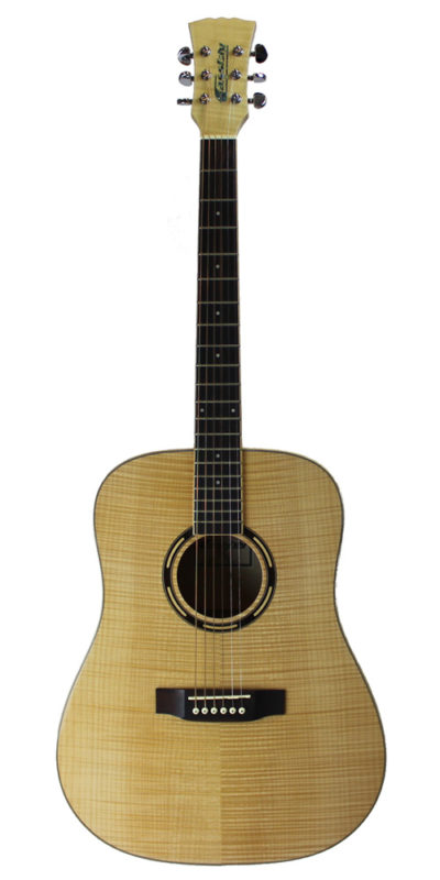 Gainford Acoustic Guitar from Cassidy Guitars