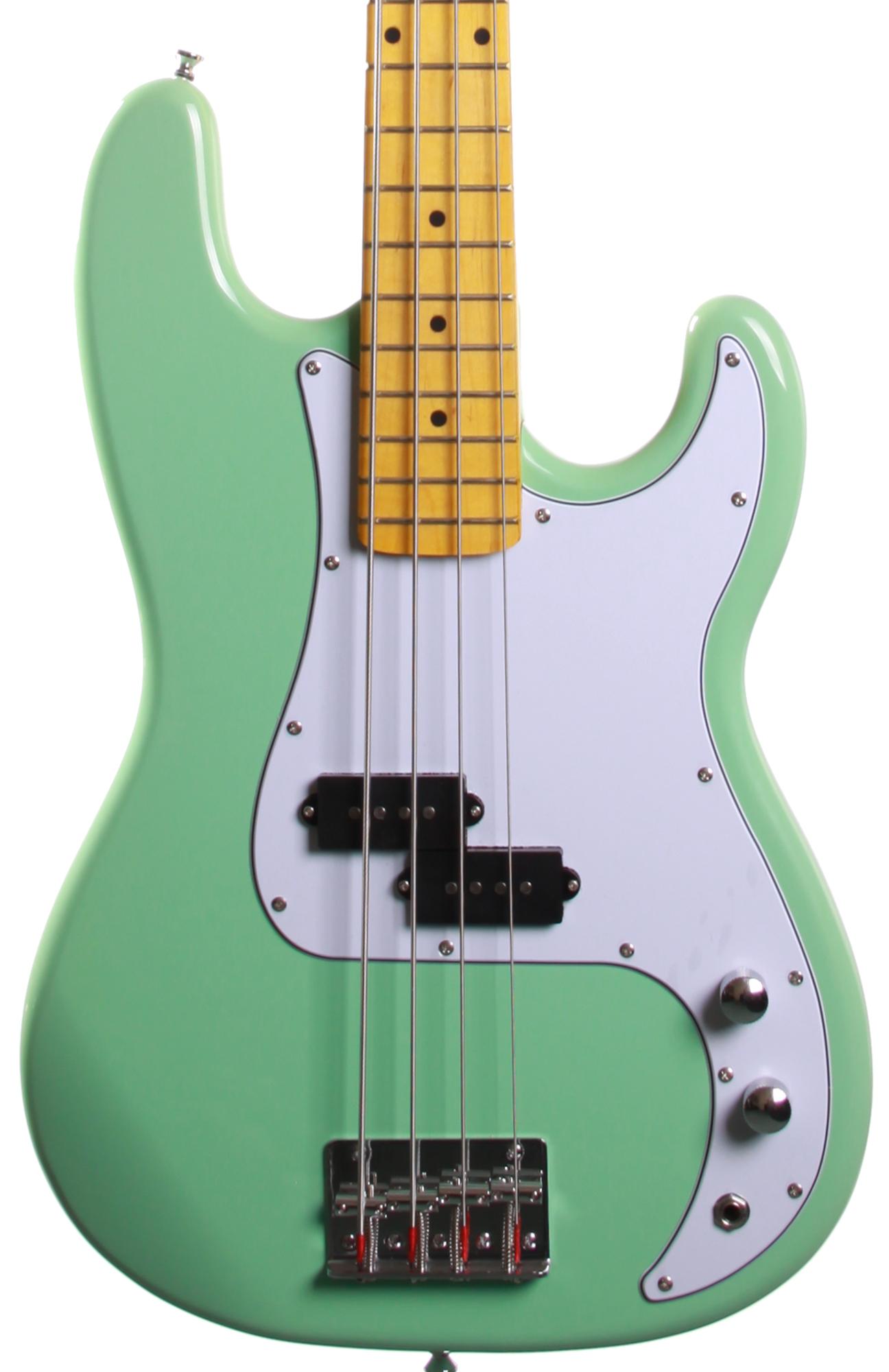 Cassidy Guitars British made Bluesvill Bass guitar