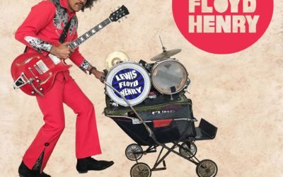 "Lewis Floyd Henry's New Album ""Blues Baby"" released."