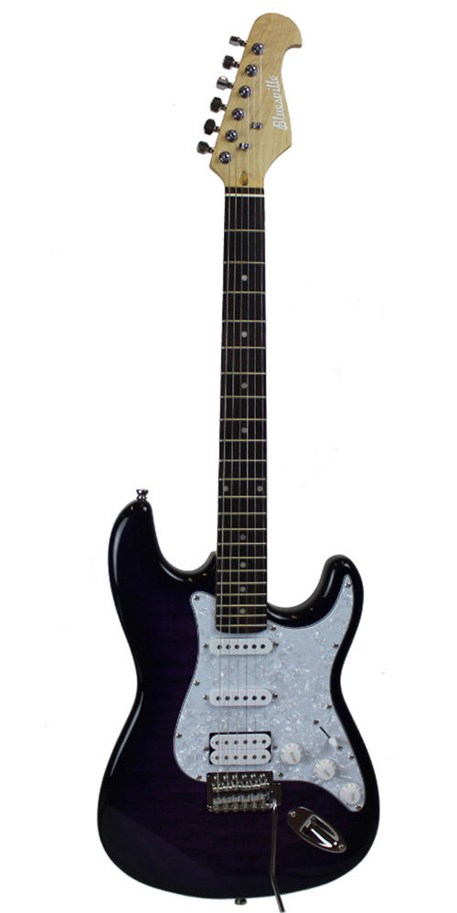 Cassidy Electric Guitar Bluesville Series BV501