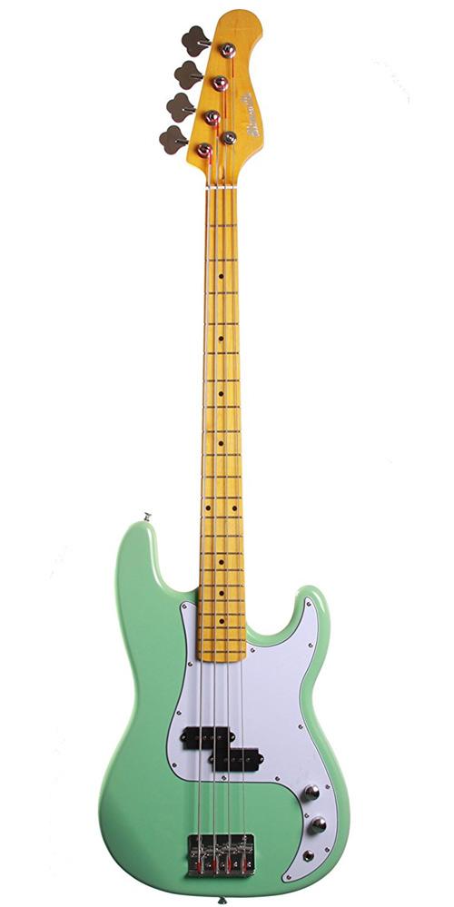 Cassidy Guitars bass guitar uk built mint
