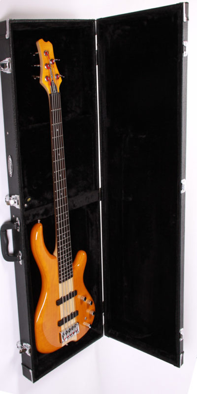 Electric Bass Hard Case