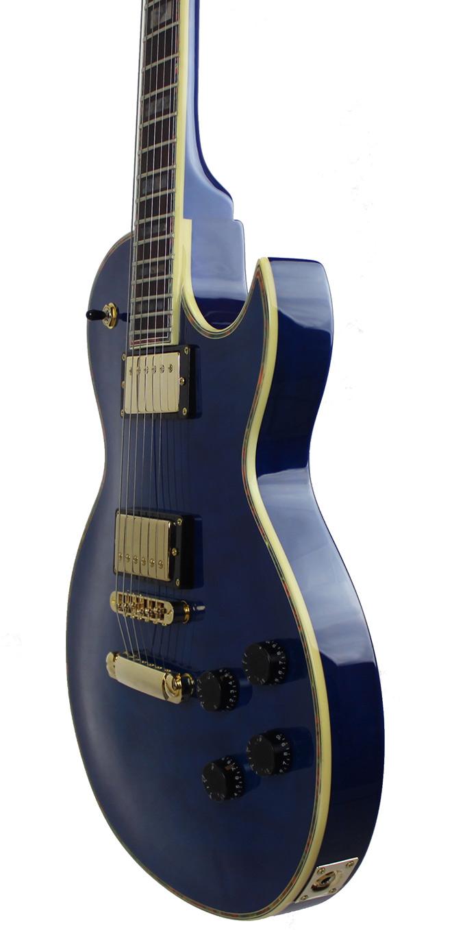 Encounter 701 les paul style electric guitar