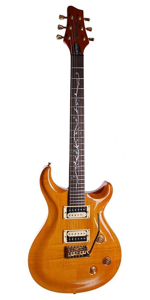 Cassidy Guitars Encounter Series electric guitar CE751TK