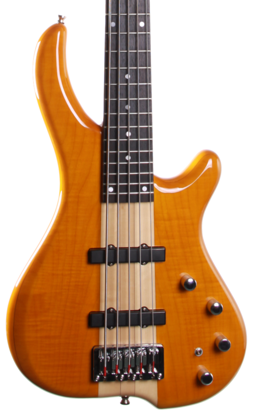 UKCB901 body close up custom bass guitar from Cassidy Guitars