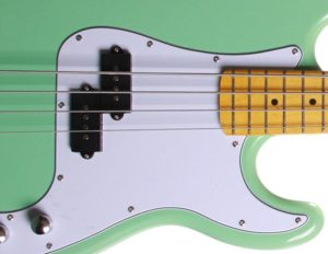 Cassidy Guitars uses Phoebe Pickups