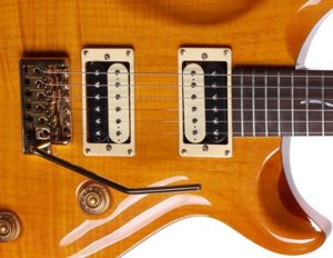Cassidy Guitars uses Proteus Pickups