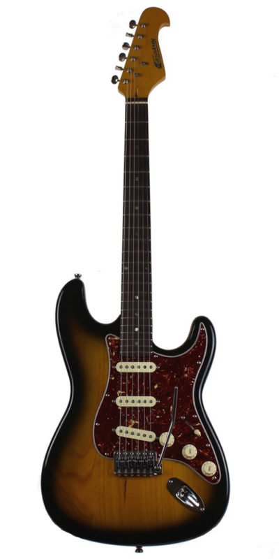 UK Built Premium Custom Guitar from Cassidy