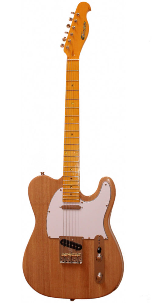 Cassidy Guitars UK Custom Built Telecaster style