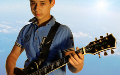 From Boy to Man – the making of a Guitarist