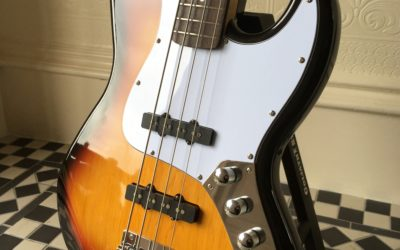 Customer Review ~ Bluesville BVB361 Bass