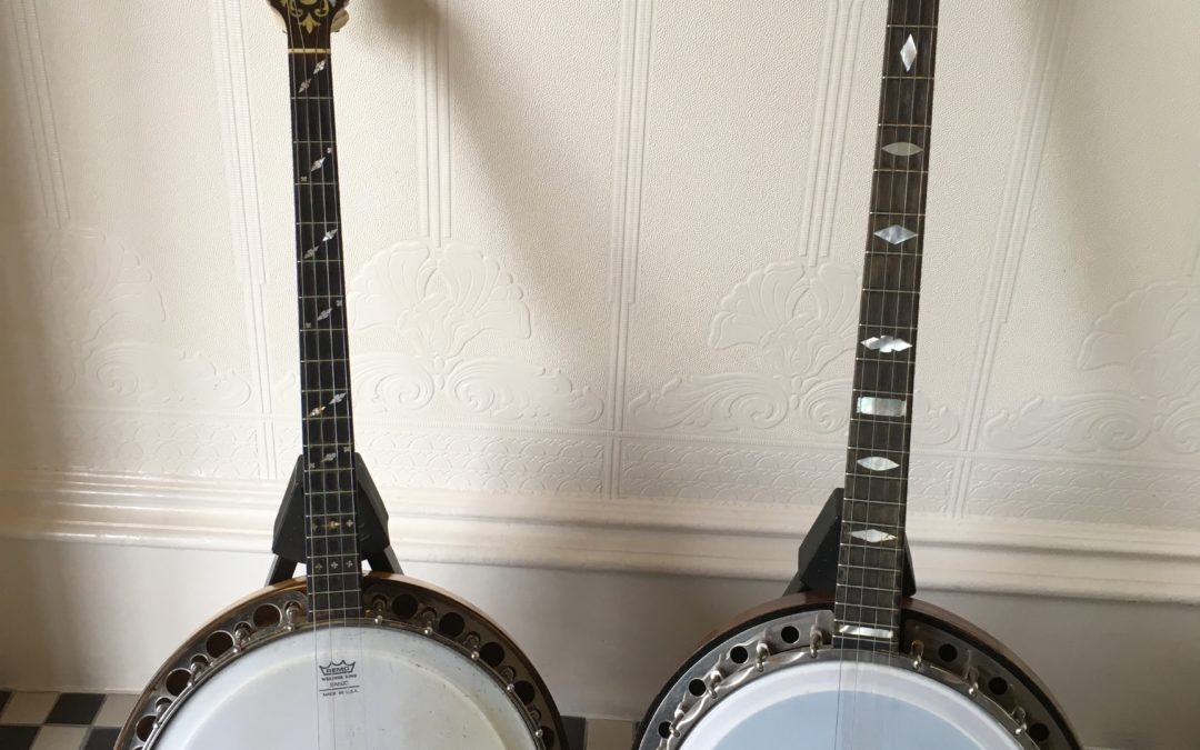 When the Banjo was King